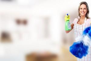 Требуется женщина на уборку домов